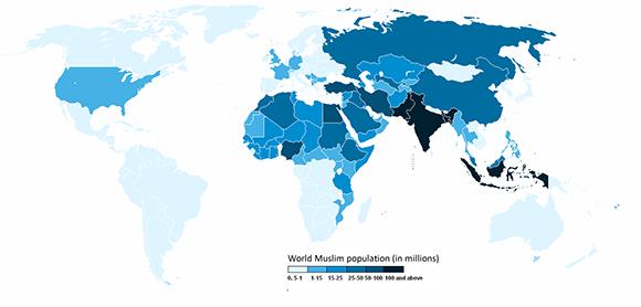 Worlds_Muslim_Population