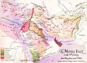 Mecca-Map-6th-Century