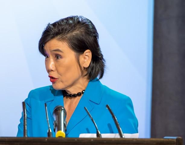 U.S. Congresswoman Judy Chu