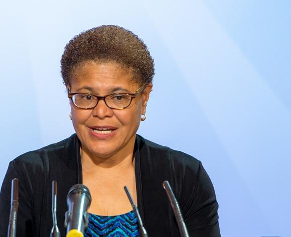 U.S. Congresswoman Karen Bass