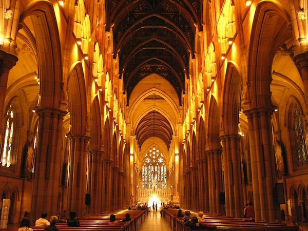 Located in the heart of the city of Sydney, St. Mary's Catholic Cathedral is the seat of the Archbishop of Sydney. © Sam D\'cruz | Dreamstime.com