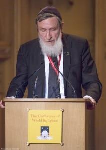 Rabbi Professor Daniel Sperber (Representative of the Chief Rabbi of Israel)