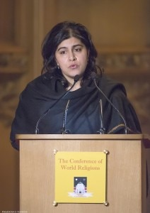Rt Hon Baroness Warsi (Senior Minister of State at the Foreign and Commonwealth Office and the Department for Communities and Local Government) © MAKHZAN-E-TASAWEER