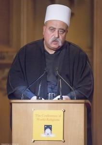 Sheikh Moafaq Tarif (Spiritual Leader of the Druze Community of Israel)