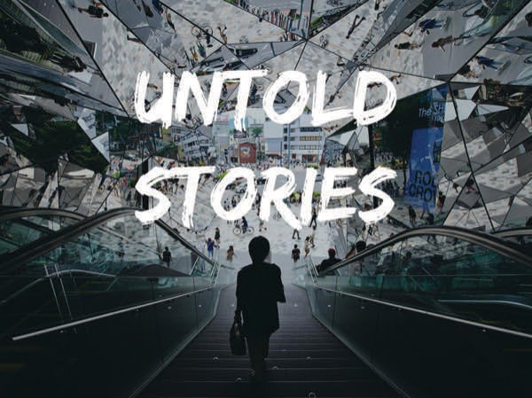 Image result for untold stories'
