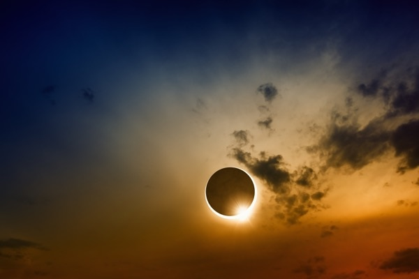 The Holy Prophetsa stated that the advent of the Messiah would be supported by two clear signs that had never been manifested for a claimant before. These were the eclipses of sun and moon in the holy month of Ramadan. © Igor Zh. | Shutterstock.com
