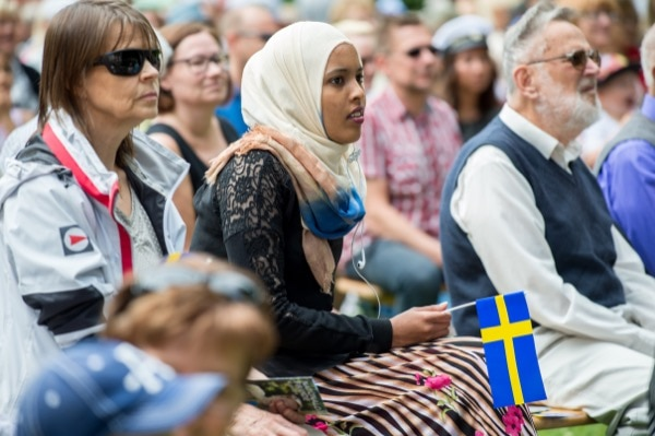 Islam teaches love for one's nation: migrants should always show loyalty towards their adopted country. © User Rolf_52 | Shutterstock