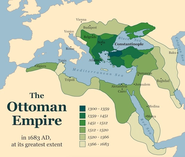 From the archives a short sketch of muslim history the review of the ottoman empire ruled over much of the muslim world but eventually dissolved in the 1920s gumiabroncs Choice Image