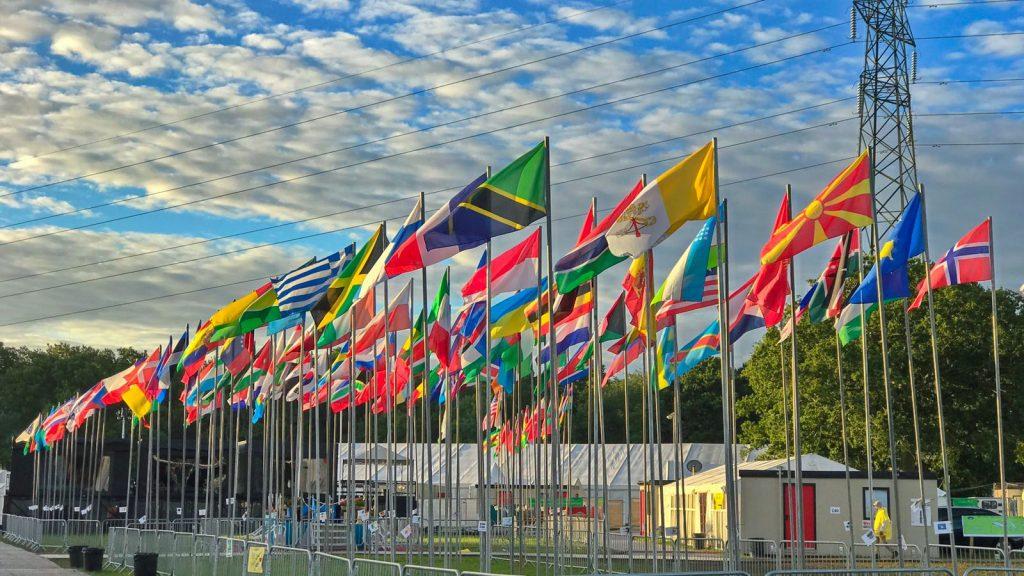 Jalsa Flags