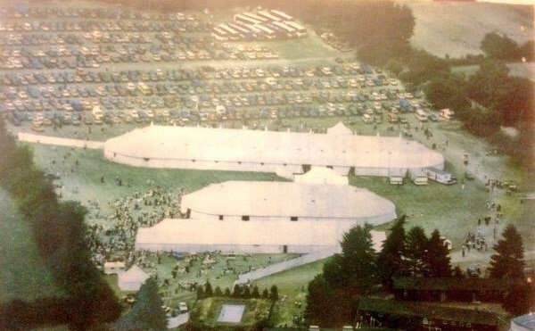 Annual Convention of Ahmadiyya Muslim Community in 1986