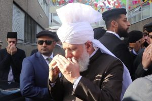 Caliph leaving Frankfurt European Tour 2019