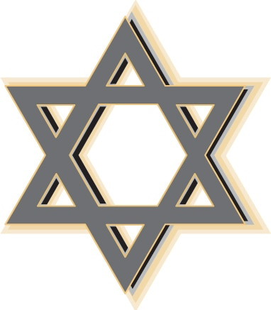 Symbol of Judaism: The Star of David