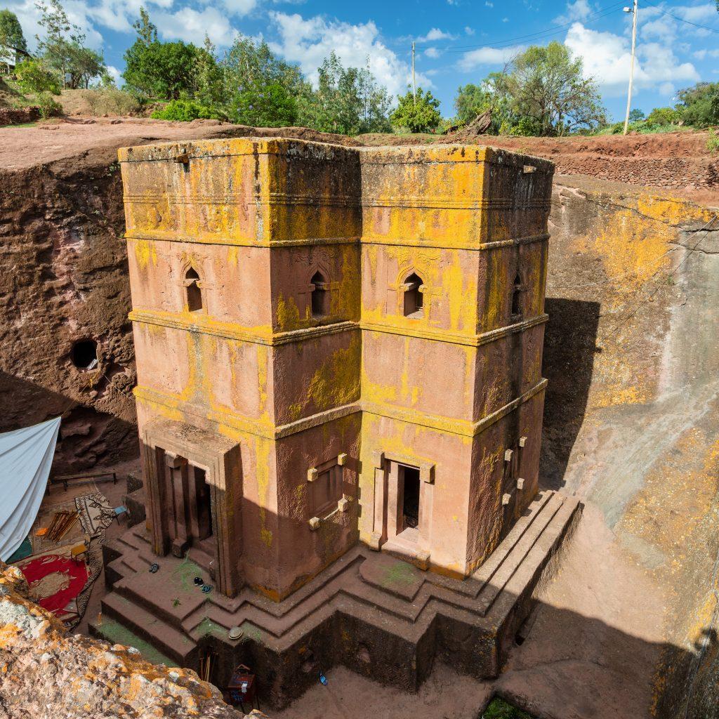 Lalibela Rock-Hewn Churches