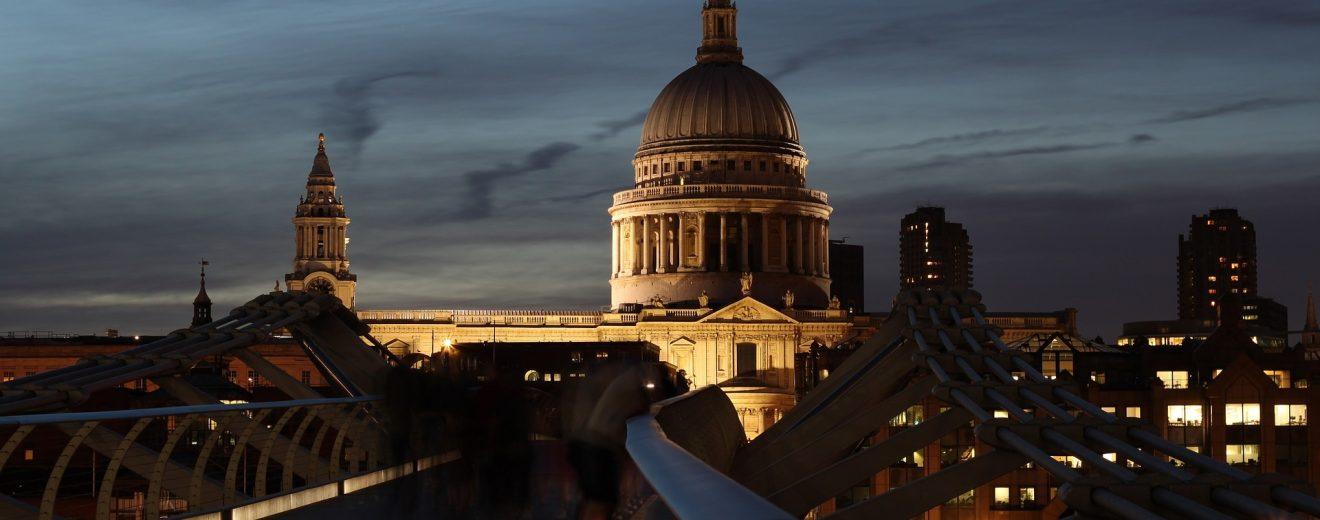 How religious is London?
