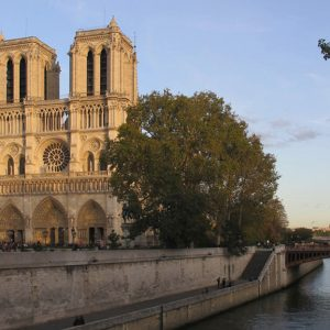 Image of Notre Dam Cathedral in Paris
