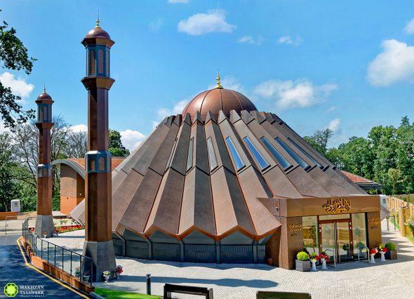 Masjid Mubarak - Abu Ubaidah