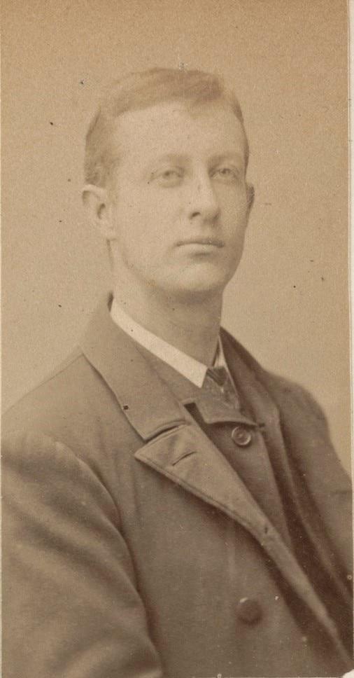 Mr Charles Francis Sievwright (Muhammad Abdul Haq) ©Wikimedia Commons