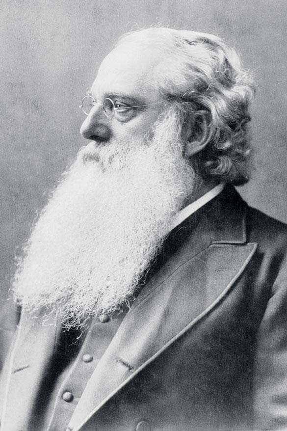 Henry Steel Olcott ©Wikimedia Commons