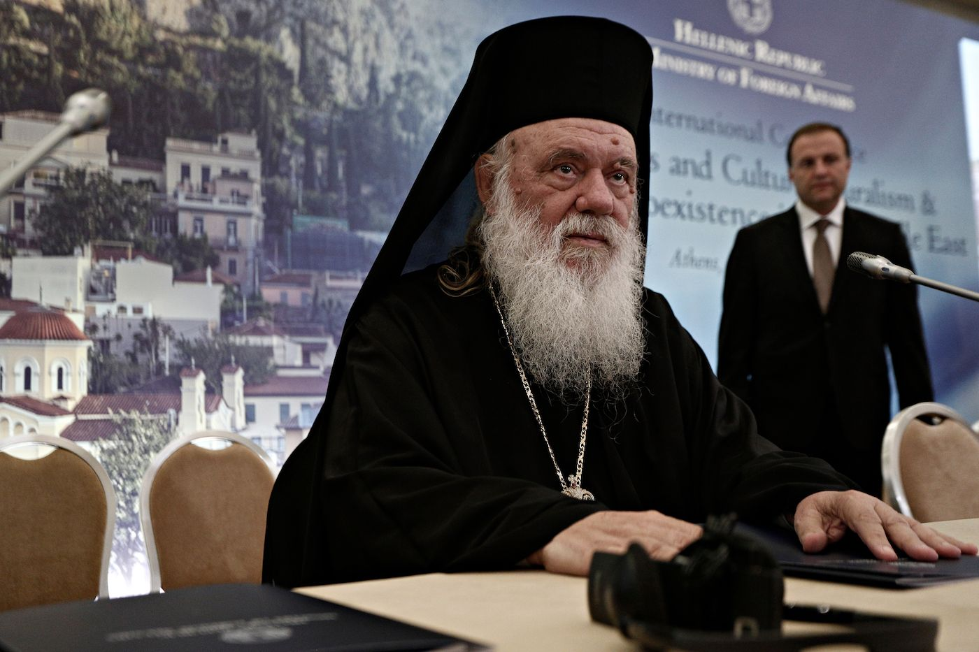Archbishop of Athens Alleges Islam is Not a Religion but a Political Party