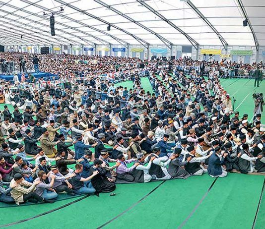 In the Words of the Promised Messiah (as): Announcement of the Jalsa Salana (Annual Convention)