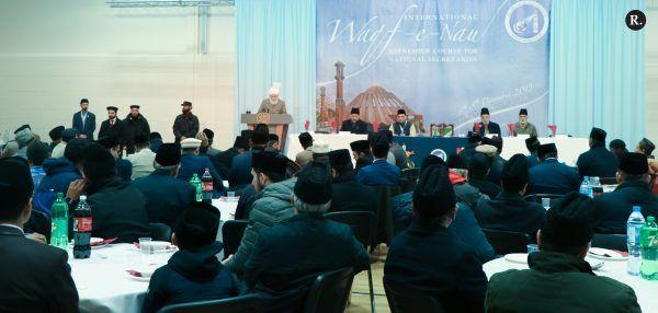 Training of the Waqf-e-Nau – Duties of Waqf-e-Nau Secretaries