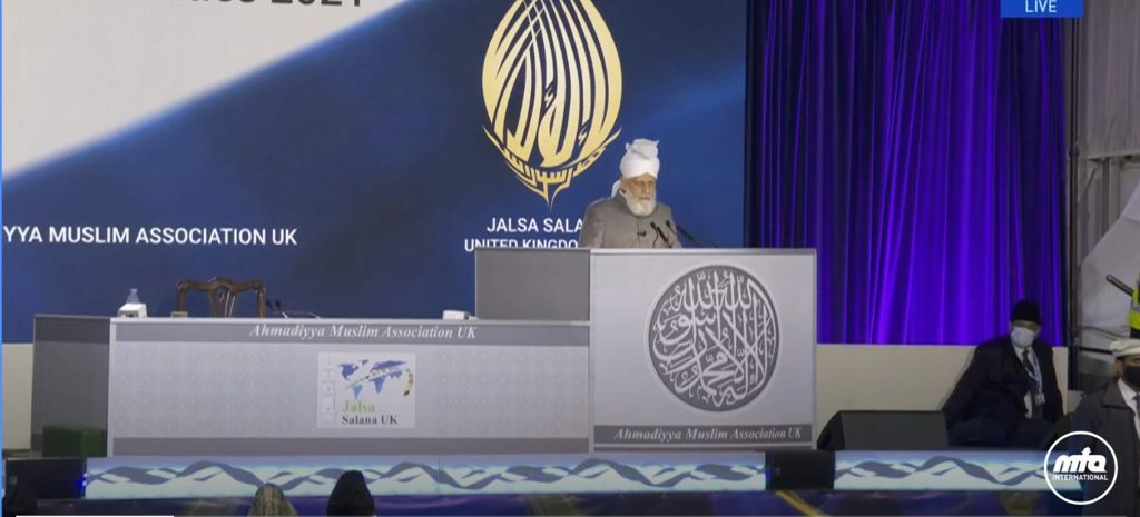 Jalsa Journal: Reporting from the Inauguration of Jalsa Salana UK 2021