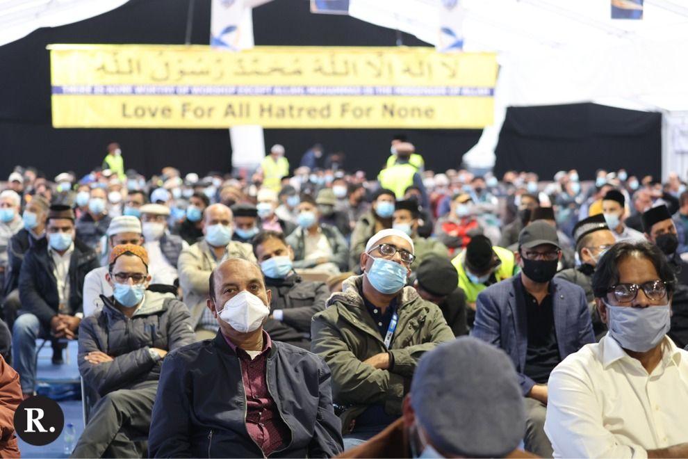 Jalsa Salana UK:  A Vaccine of Brotherhood During a Devastating Pandemic