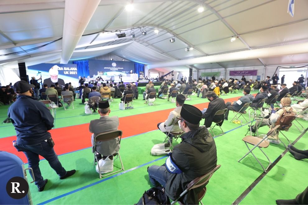 Jalsa Journal: Reporting from Day 3 of Jalsa Salana UK 2021