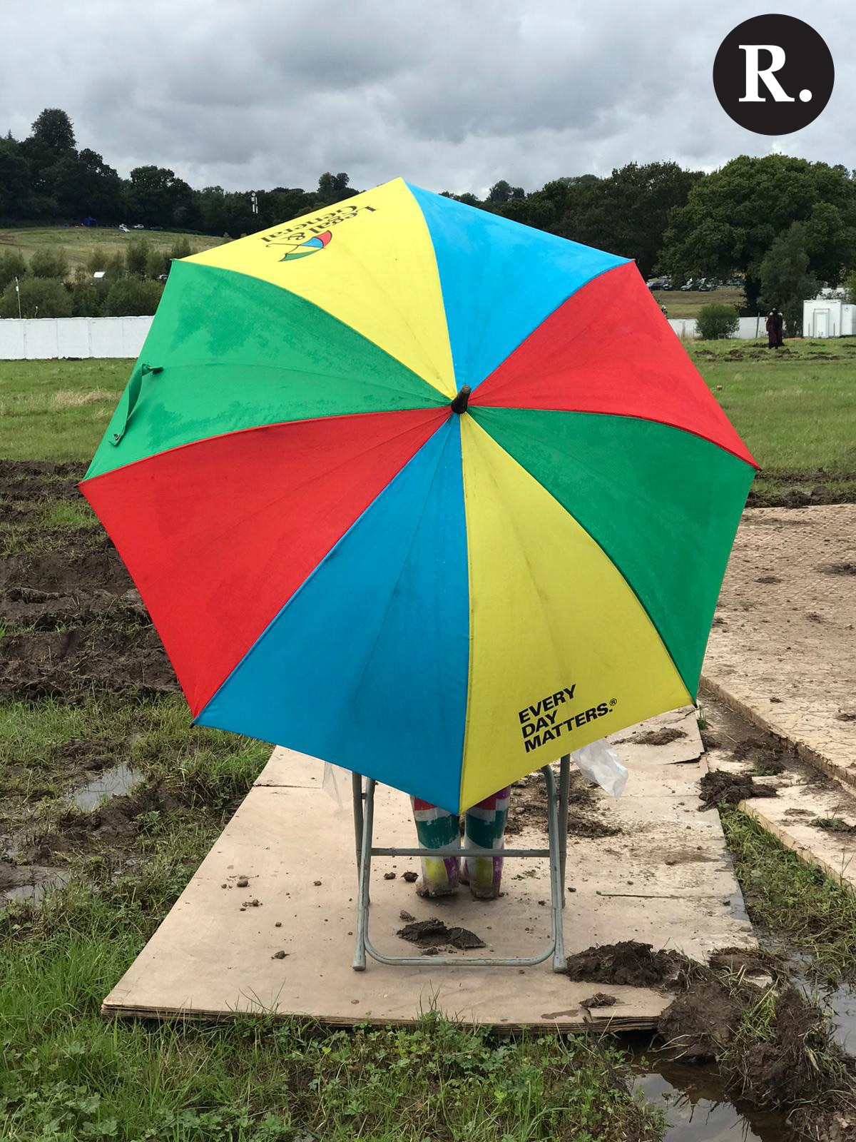 People of Jalsa: An Umbrella from a Stranger