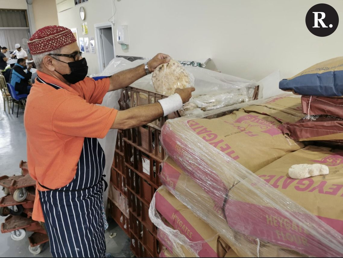 People of Jalsa: Serving in the Roti Plant for 35 Years