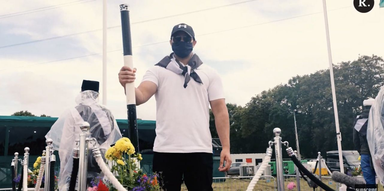Jalsa Salana UK 2021: From 500 miles Away – Scotland Boys Guard the Flag of Ahmadiyyat