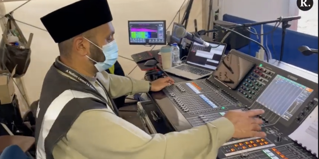 Jalsa Salana UK 2021: Capturing the Voice of the Caliph