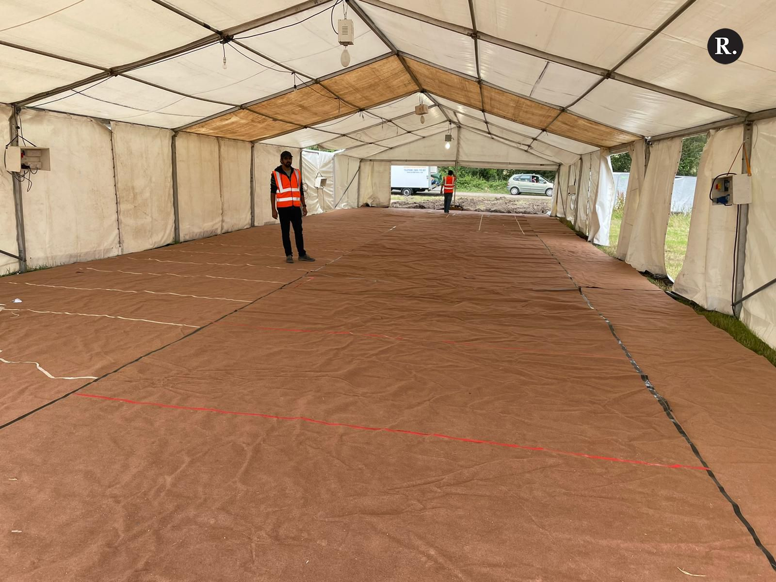 Carpets for the Guests of the Promised Messiah (as) – Interview with a Jalsa Volunteer